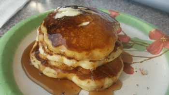 Light and Fluffy Homemade Pancakes…best recipe ever!