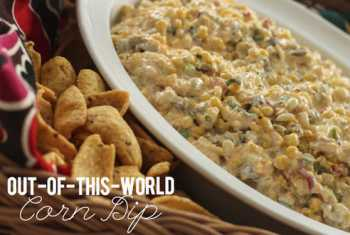 Out of This World Corn Dip