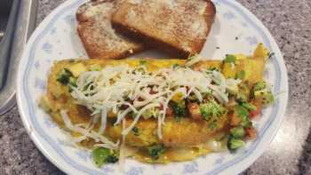Vegetable Bin Omelet