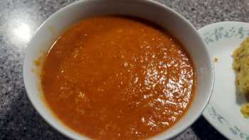 Tomato and Bacon Soup
