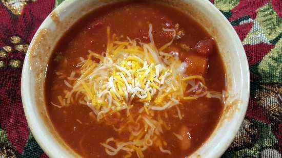 Quick and Easy Chili : Chili