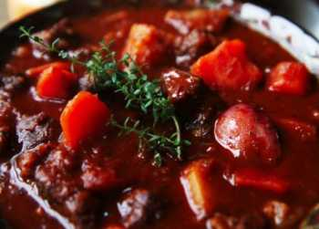 Beef & Stout Stew
