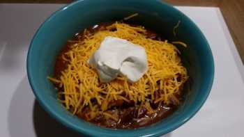 Quick, Easy, and Delicious Taco Chili